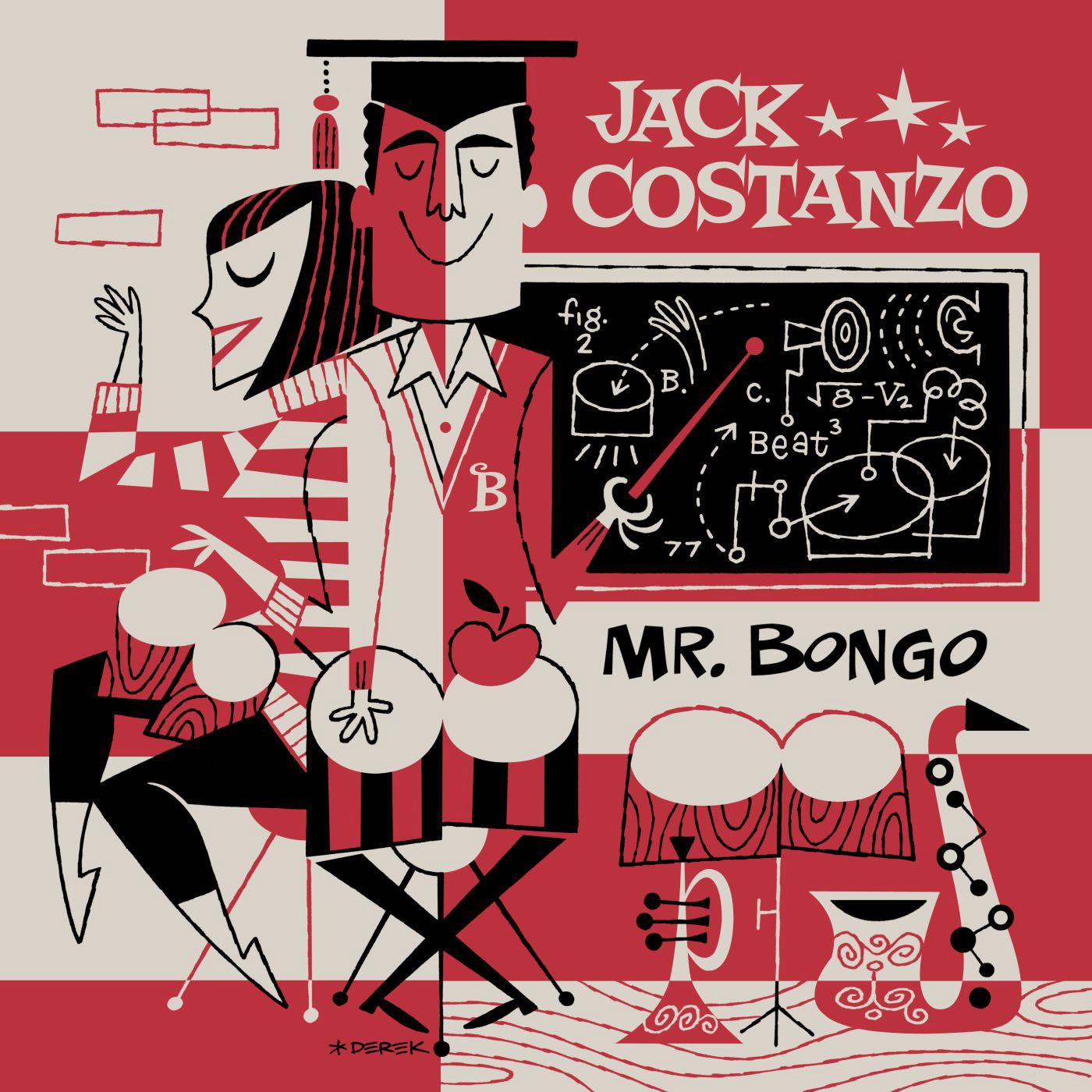 Jack Costanzo Net Worth