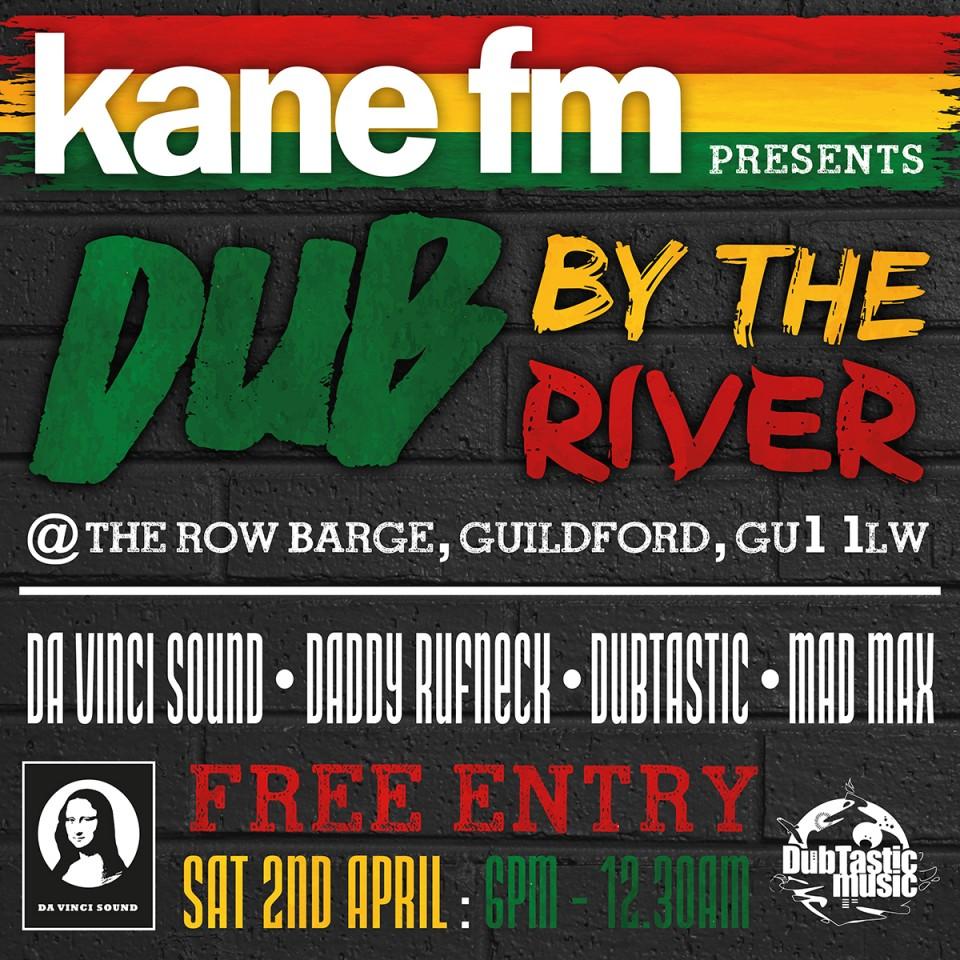 Kane Dub By The River FB April SQ v1