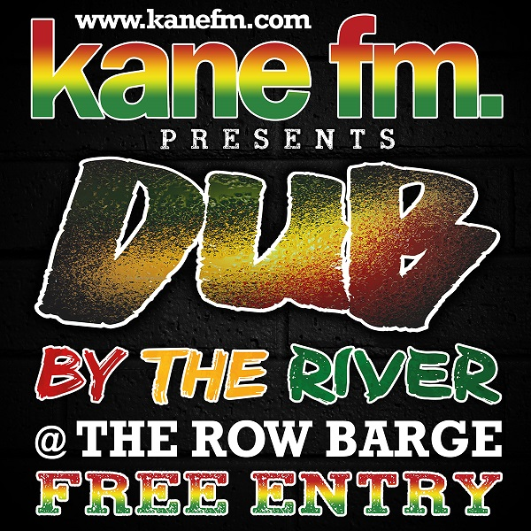 Dub By The River Poster v1 SQ